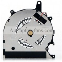 New laptop CPU cooling fan for Sony Vaio Svp132a1cm
