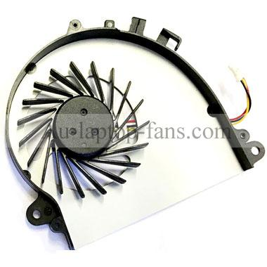 New laptop GPU cooling fan for AAVID PAAD06015SL N197