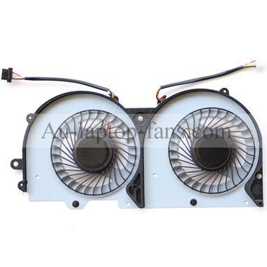 New laptop GPU cooling fan for A-POWER P950ER-GPU