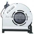 New laptop GPU cooling fan for FCN DFS541105VC0T FJ7D